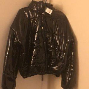 Wild style bubble coat